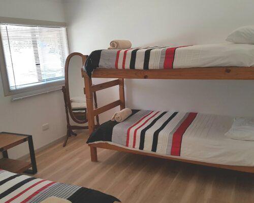 Galah room 2nd bedroom